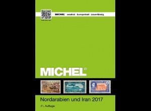 MICHEL ÜK 10/1 Nordarabien und Iran 2017 in Farbe