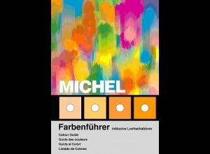 MICHEL Farbenführer, 38. Auflage von 2011 - immer noch aktuell!