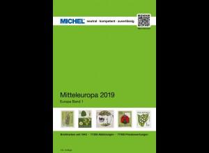 MICHEL EK 1 Mitteleuropa 2019 in Farbe - sauber GEBRAUCHT