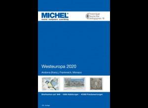 MICHEL E 3 Westeuropa 2020 in Farbe