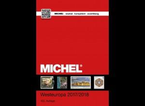 MICHEL EK 6 Westeuropa 2017/18 in Farbe - sauber gebraucht