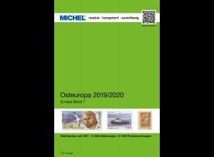 MICHEL EK 7 Osteuropa 2019/2020 in Farbe - sauber GEBRAUCHT