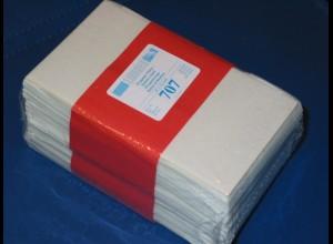 LINDNER 500 Pergamin-Tüten Nr. 707 - 85x132 mm + 16 mm Klappe