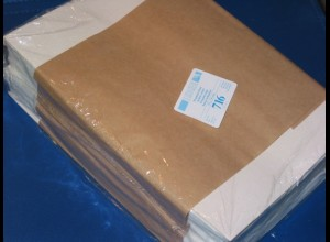 LINDNER 500 Pergamin-Tüten Nr. 716 - 170x230 mm und 20 mm Klappe