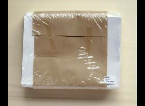 LINDNER 500 Pergamin-Tüten Nr. 720 - 230x300 mm + Klappe 20 mm