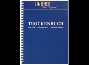 LINDNER Trockenbuch DIN A4, einfach