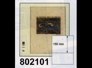 LINDNER-T-Blanko - Einzelblatt 802 101