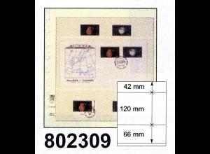 LINDNER-T-Blanko - Einzelblatt 802 309