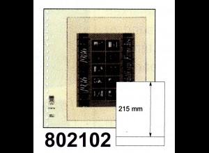 LINDNER-T-Blanko-Blätter 802 102 - 10er-Packung