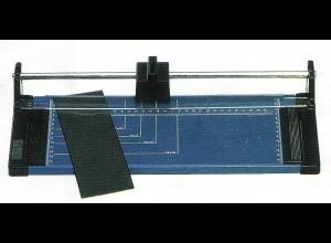 LINDNER-Schneidegerät 801 Schnittlänge bis 320 mm