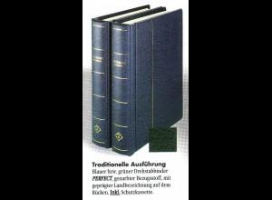 LEUCHTTURM SF-Vordruckalbum Deutschland 2005-2014, blau, mit Schuber