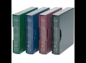 Classic Ringbinder EXCELLENT mit Schutzkassette, grün