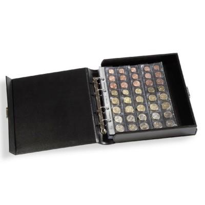 Box-Binder OPTIMA Classic Design, abschließbar, schwarz
