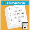 LEUCHTTURM SF-Vordruckblätter Deutschland Paare 1959-2012