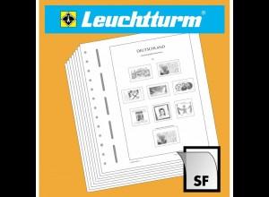 LEUCHTTURM SF-Vordruckblätter China 2005-2009