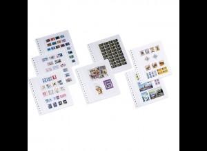 KABE 5er-Pack Blankoblätter ORION 2, mit zwei Schutzstreifen