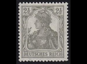98 Germania 2 1/2 Pf ** postfrisch