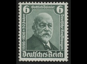 604a Automobile Gottlieb Daimler **