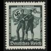 663 Volksabstimmung 1938, ohne WZ, **