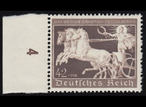 747 Das Braune Band 1940 ** postfrisch / MNH