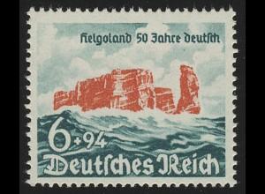 750 Helgoland 1940 - Marke postfrisch **