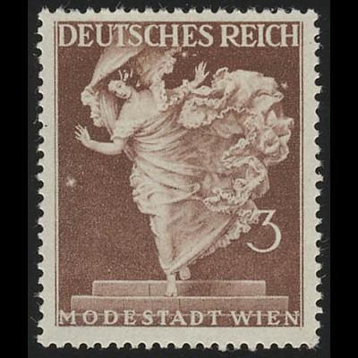 768 Wiener Frühjahrsmesse 3 Pf, postfrisch **