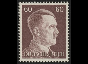 797 Hitler 60 Pf **