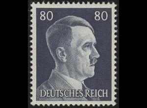 798 Hitler 80 Pf **
