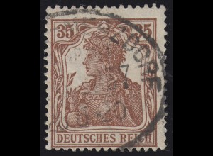 103a Germania 35 Pf O