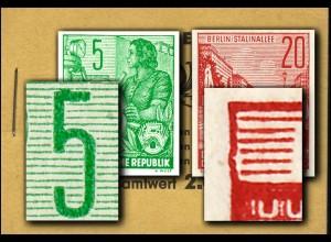 MH 3b2.12 Fünfjahrplan 1961, 2 PLF HBl.7B, 4 PLF HBl.8B, 1 PLF HBl.9B, 1 DDF **