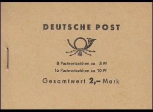 MH 4c1c Ulbricht 1968 - postfrisch