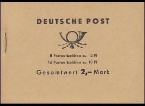 MH 4c3a Ulbricht 1968 - postfrisch