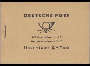MH 4c3.1 Ulbricht 1968 - postfrisch