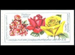 MH 6 I 1a Rosenausstellung - postfrisch
