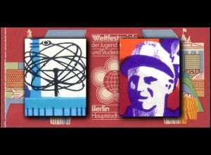 MH 7/1.2 Weltfestspiele 1973 mit PLF 1864I und Strich am Mast, **