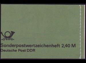 MH 8 SOZPHILEX 1985 - Verschnitt der 4. DS, **