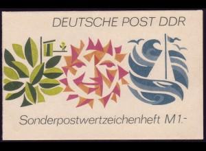 SMHD 3d Freizeit 1 Mark 1973 - postfrisch