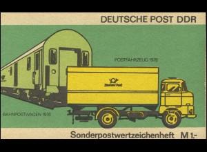 SMHD 9da Posttransport - postfrisch