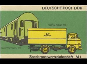 SMHD 9db Posttransport - postfrisch
