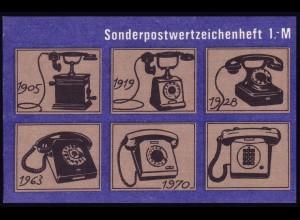 SMHD 12 ba Fernsprecher - postfrisch