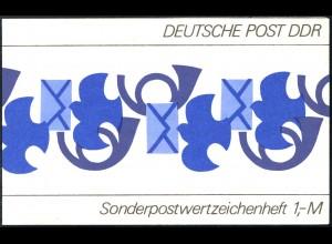SMHD 15 Posthorn & Brieftaube - postfrisch