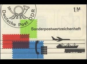 SMHD 16a Postwertzeichen & Stempel - postfrisch