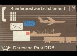 SMHD 17 ayII Kommunikation 1984 - postfrisch
