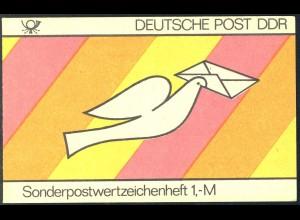 SMHD 18 Brieftaube 1985 mit 2924 und VS-O Berlin ZPF