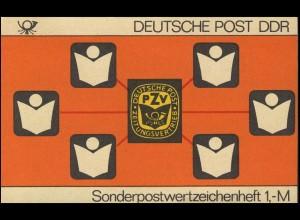 SMHD 24 a PZV der DDR 1985 - postfrisch