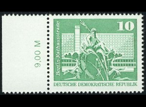 1843 Id RWZ L/I linker SR, falscher Reihenwertzähler **