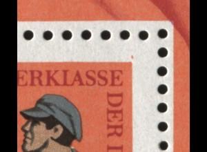 Block 39 Kampfgruppen 1973 mit PLF orangener Punkt über oberer rechter Ecke **