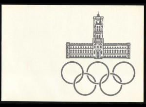 2949 IOC-Session 1985, amtliches ETB 1/85