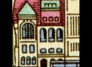 3174+3176 Chemnitz 1988, ZD mit PLF bei 3176: Fenstersprosse defekt, Feld 57, **