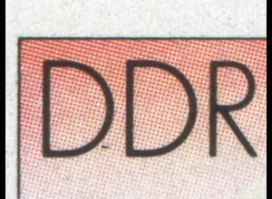 3248-3249 FDJ 1989 ZD mit 2 PLF auf 3249: Punkt am D und Strich am Tempeldach, **